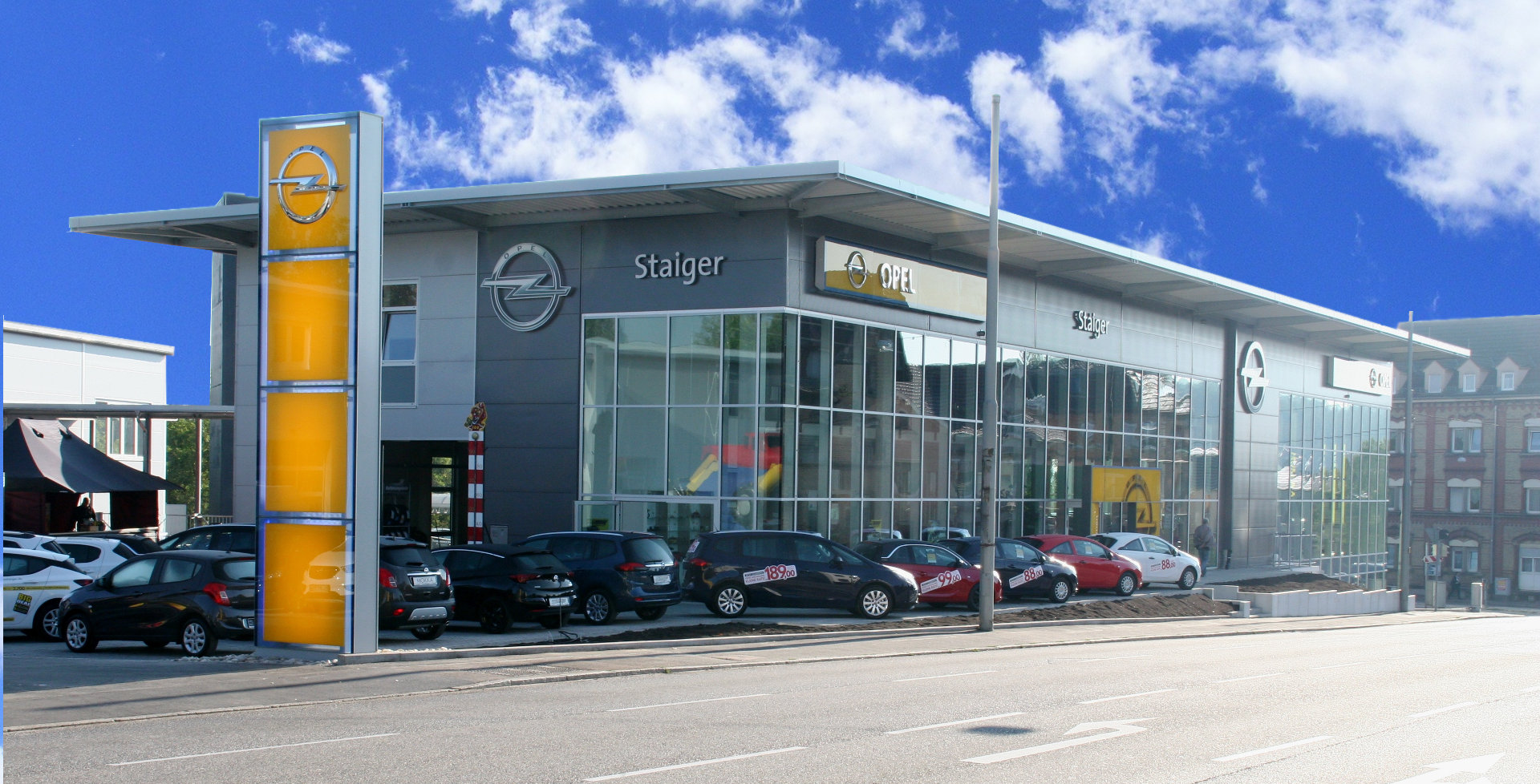 Autohaus Staiger